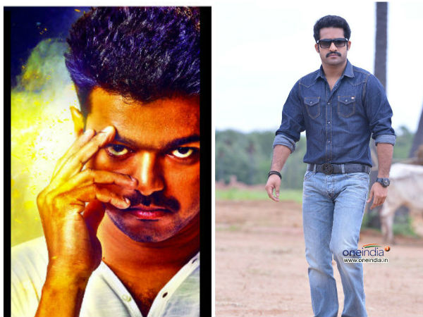 Jr. NTR To Star In Telugu Kaththi?