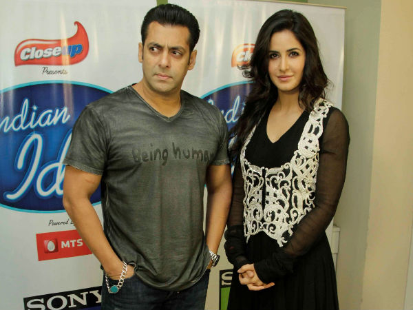 Salman Khan Seeks Ex Katrina Kaif's Help For Arpita's Wedding!