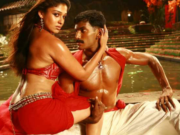 Nayanthara hot etotic movie scenes collection - 2 9
