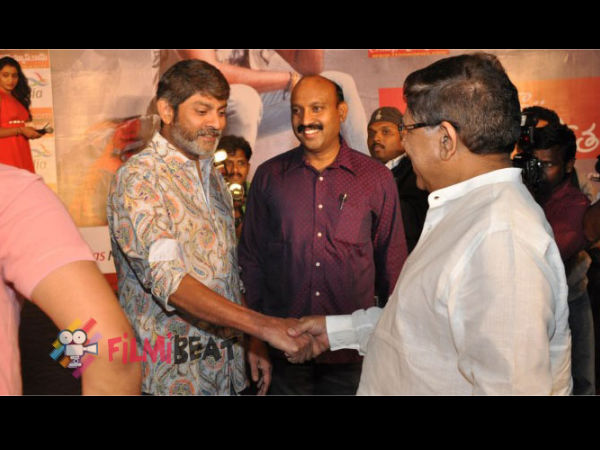 In Pics : Jagapathi NAbu and Allu Arvind