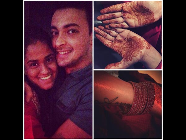 Revealed: Arpita Khan-Aayush Sharma's Wedding Details