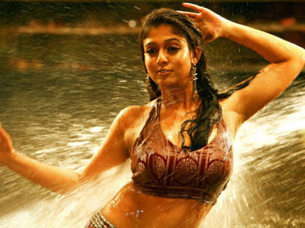 Birthday Special: Best Hot Scenes Of Nayantara