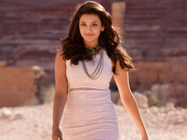 A Sizzling Picture of Kajal Aggarwal from Govindudu Andarivadele