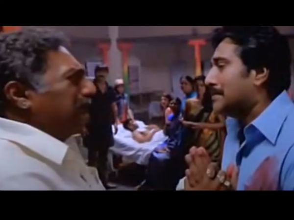 Climax Scene Between Prakash Raj and Rahman