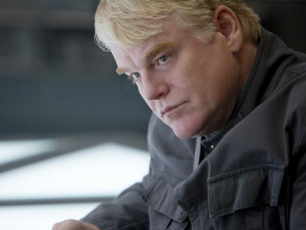 No CGI of Philip Seymour Hoffman