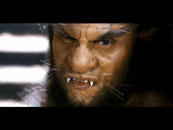 In Pics: Vikram Playing A role Of Beast