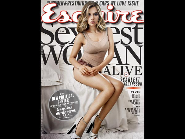 Esquire's Sexiest Woman Alive 2013