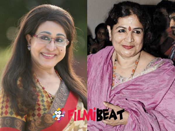 Sheela And Jayabharathi Back Together