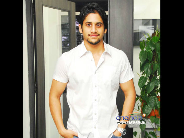 In Pics: Naga Chaitanya