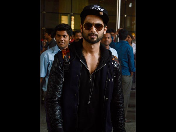 Shahid On Shaandaar