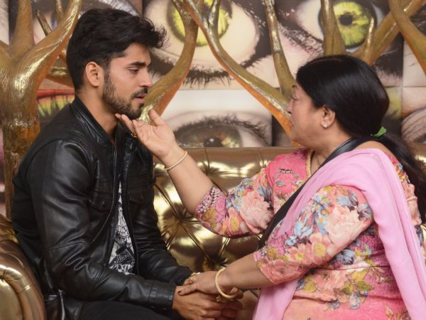 Gautam Meets His Mother