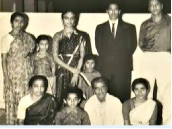 Kamal Haasan's Parents