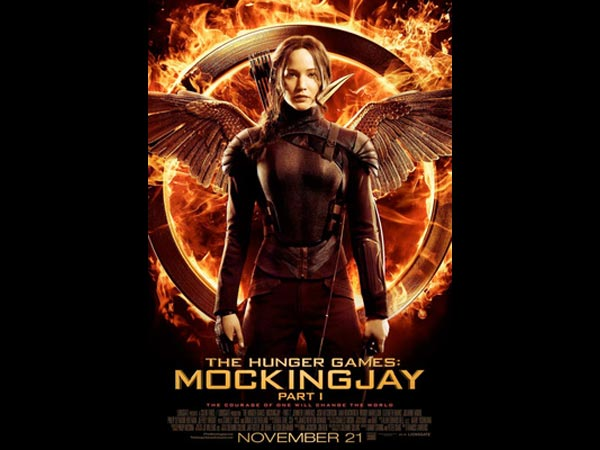 The Hunger Games Mockingjay- Part 1