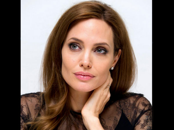 Angelina Jolie Feared That 'Unbroken' Would Be A Disaster