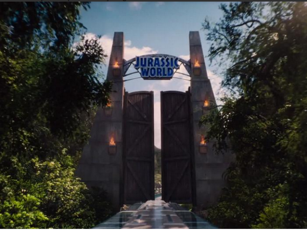 Jurassic World Teaser: A Tribute To 1993's Hit