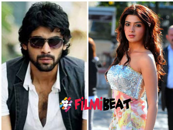 Rana Daggubatti Wants To Party With Samantha