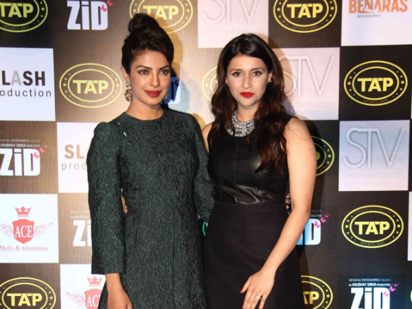 Priyanka With Mannara