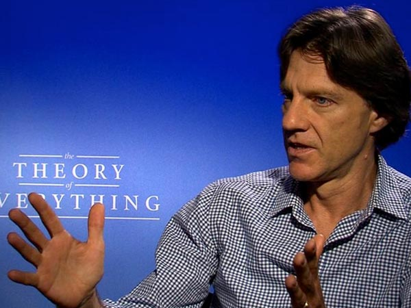 James Marsh for The Theory of Everything
