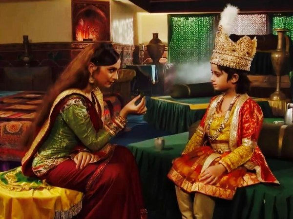 Jodha Akbar: Salima Catches Rukaiya Giving Marijuana To Salim
