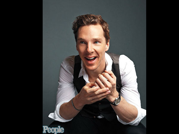 Benedict Cumberbatch's Female Fans Named, Cumberbitches