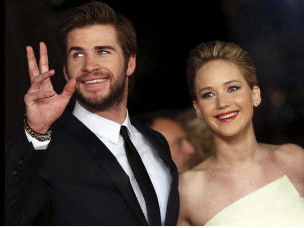 Jennifer Lawrence Opens Up On Her BFF, Liam Hemsworth