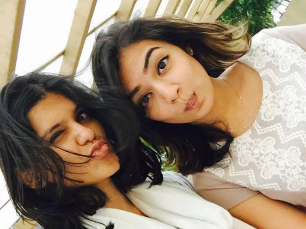 Nazriya Nazim Sports A New Look!