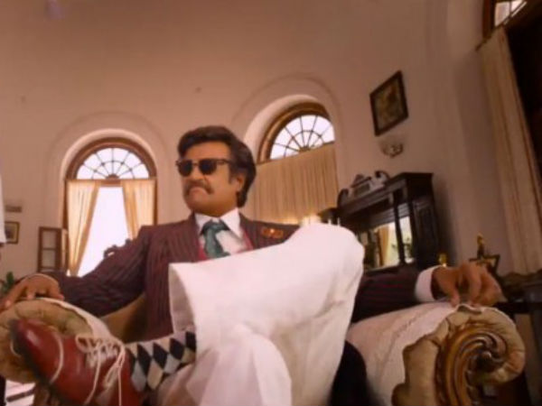 Rajinikanth's New Set Of Styles