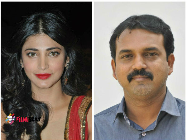 Koratala Shiva Resolves Rumours About Shruti Haasan!