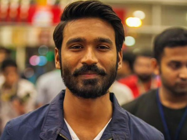 Dhanush Says He Is Proud Of Vijay!