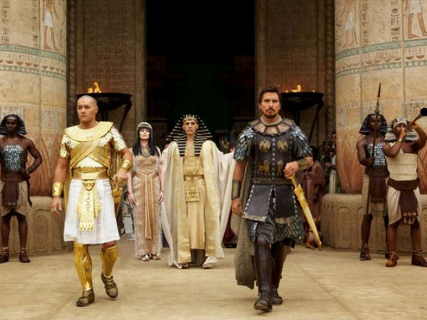 Exodus: Gods and Kings 'Boycott' Controversy On Twitter