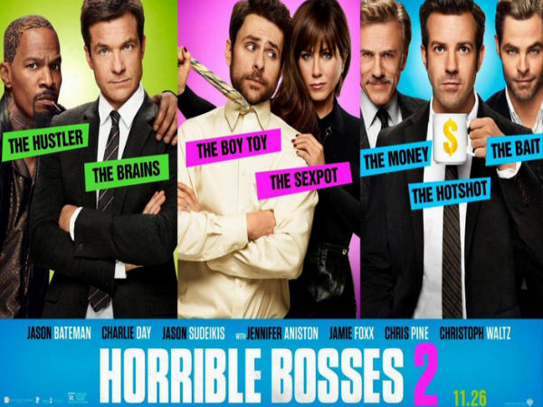 'Horrible Bosses 2' Movie Review: One Time Watch