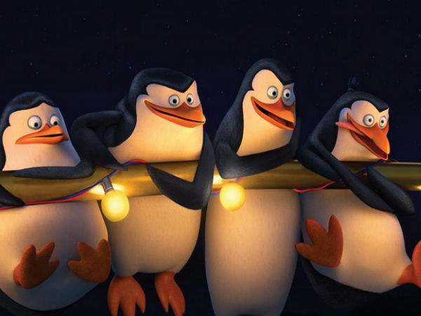 'The Penguins of Madagascar' Movie Review