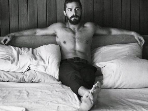 Shia LaBeouf Reveals That He Was Raped On V Day