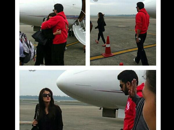 Bollywood s star couple aishwarya rai bachchan and abhishek bachchan