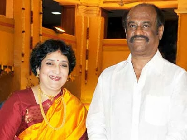 OMG! Cheating Case Against Mrs. Rajinikanth!