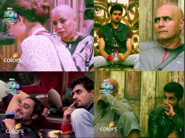 Bigg Boss 8 Sneak Peek