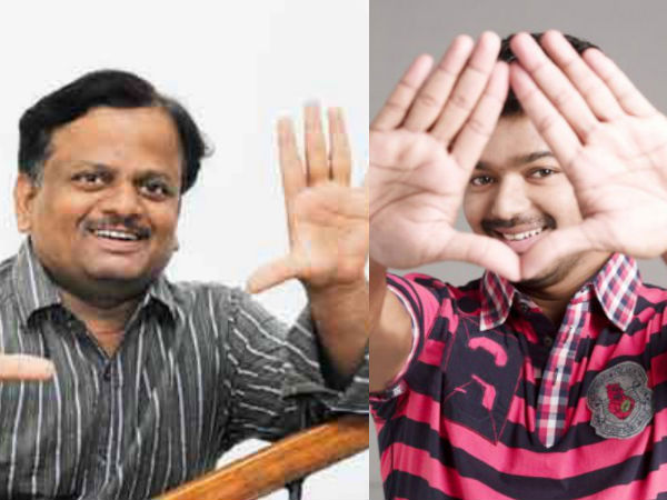 KV Anand to direct Vijay