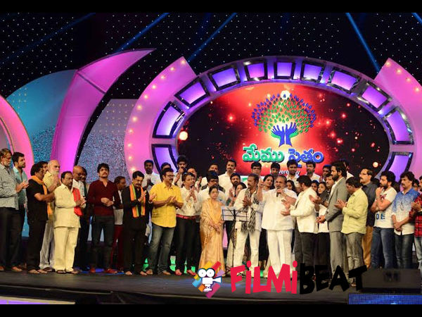 'Memu Saitham'- We Love You Vizag: A Massive Success