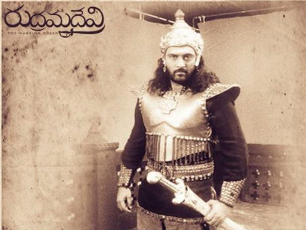 A Picture Of Ajay As Prasadaaditya