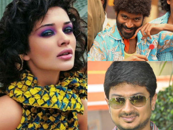It's Amy Jackson For Dhanush And Udhayanidhi!