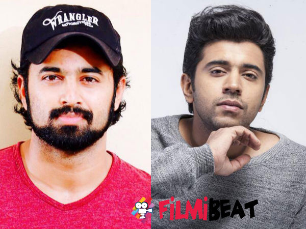 Nivin Pauly And Unni Mukundan In 'Manthrikathooval'