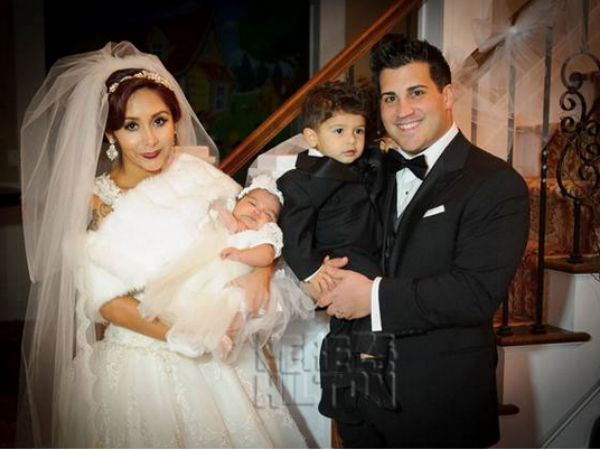 Snooki's Husband Jionni LaValle Arrested For DUI