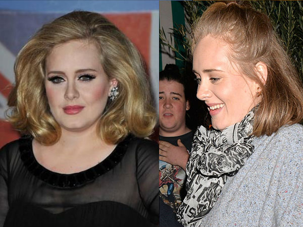Whoa! Adele Looks Unrecognisable In The New Pic