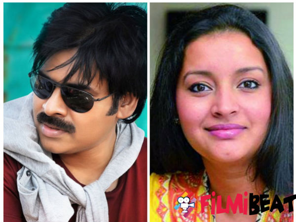 In Pics Pawan Kalyan And Renu Desai