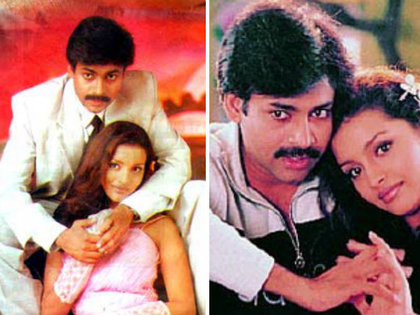 In Pics: Renu Desai And Pawan Kalyan