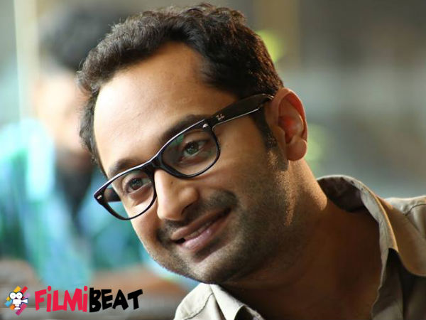 Fahadh Faasil To Essay Double Role!