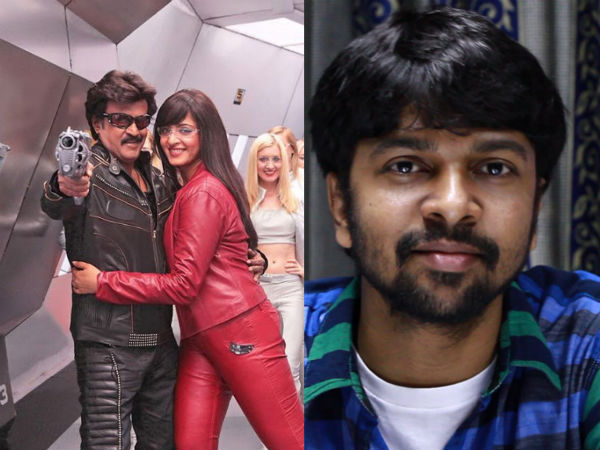 Rajinikanth's Song From Lingaa Decrypted By Madhan Karky
