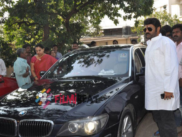 In Pics: Balakrishna And His Wife