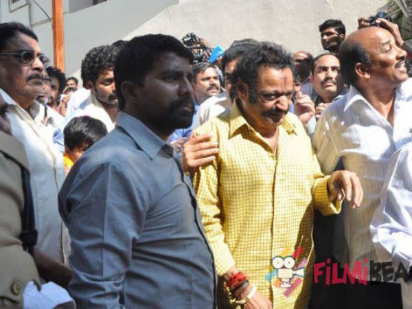 In Pics: Heart Broken Father Harikrishna