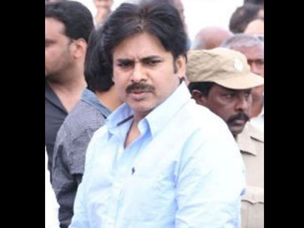 In Pics: Pawan Kalyan Expressing His Condolence